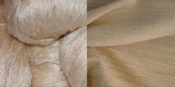 Буретный шел: особенности натуральной ткани в фото