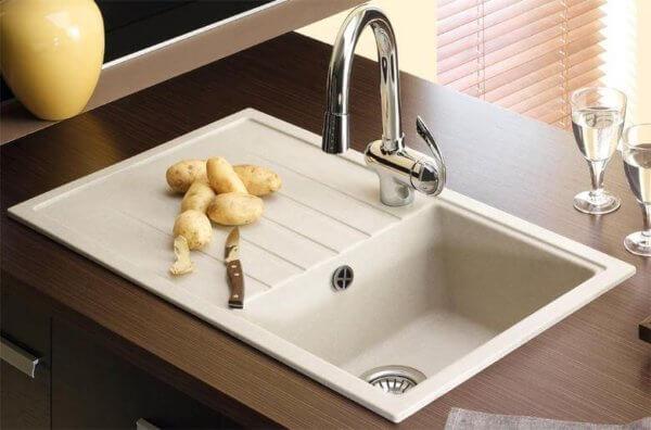 Что делать, если засорилась раковина на кухне? в фото