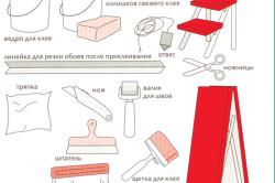 Как поклеить бумажные обои: инструменты, материалы, процесс в фото