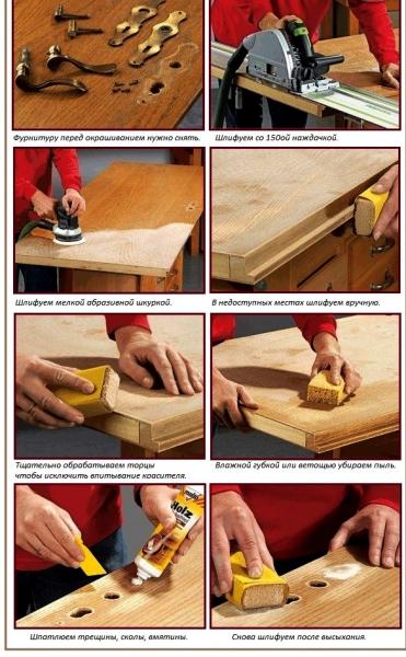 Как покрасить деревянную дверь в зависимости от конструкции и красящих составов? в фото