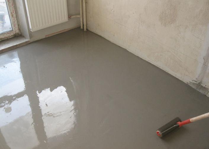 Как самостоятельно выровнять бетонный пол — различные методы в фото