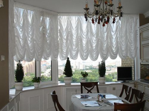 Как сшить французские шторы своими руками в фото