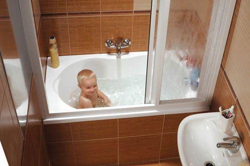 Как выбрать шторы для ванны из стекла в фото
