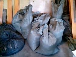 Куда выкидывать строительный мусор? в фото