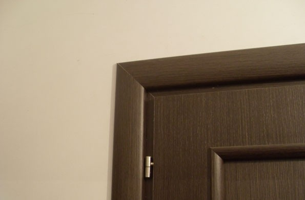 Обналичка на двери своими руками: рекомендации (видео) в фото