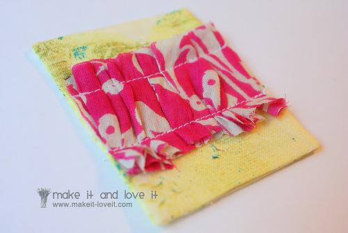 Подарочная упаковка для открыток в фото