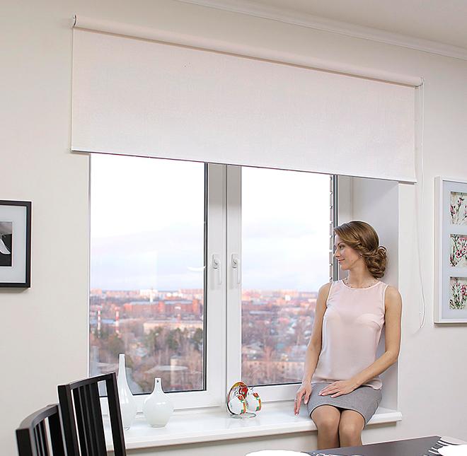 Рулонные шторы для офиса и дома – 7 практических советов