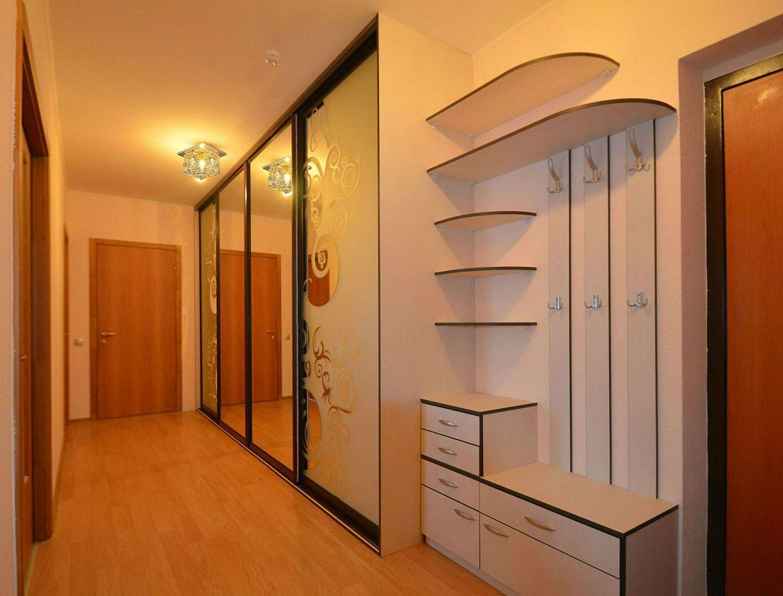 Разнообразие шкафов-купе для прихожей обзор, рекомендации см.