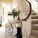 Classic entrance hall with neutral colours