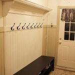 Entryway-Storage-Bench-with-Coat-Rack-Wall