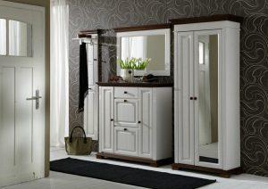 Garderobenset-white-Lanshaus-hall-furniture