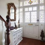 Hallway with period features Traditional Ideal Home