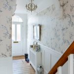 Off White Panelled Hallway Ideal Home Housetohome 1