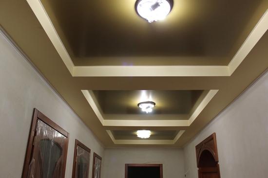 Фото освещения потолка в прихожей