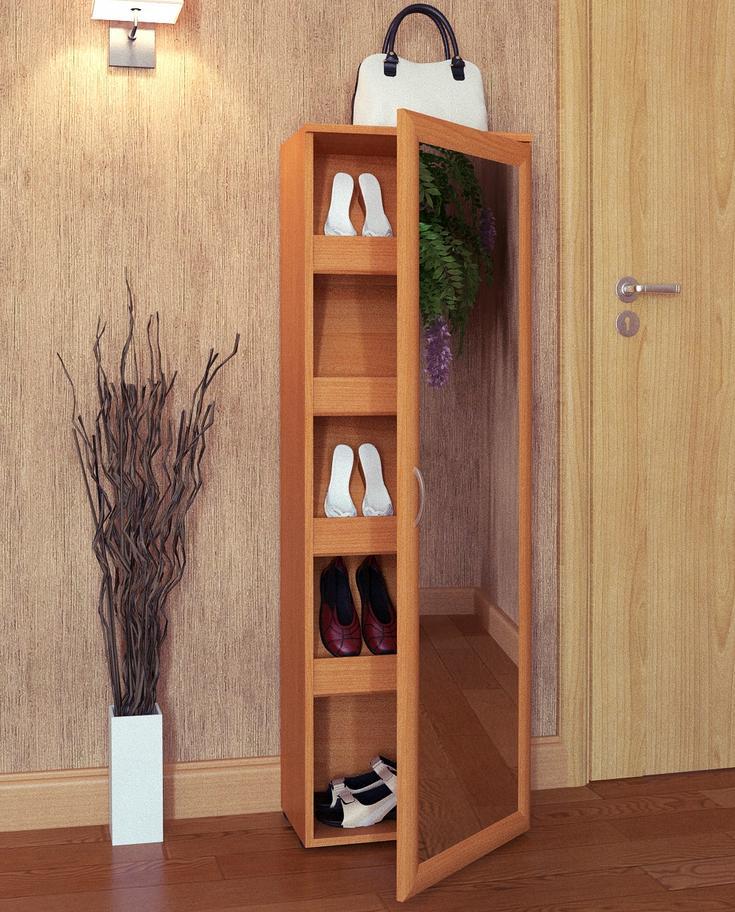 Шкаф - галошница  для обуви