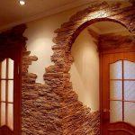 dekorativnyj kamen v interere 8 1