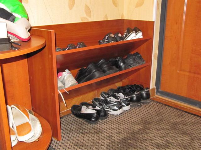 Обувница - галошница