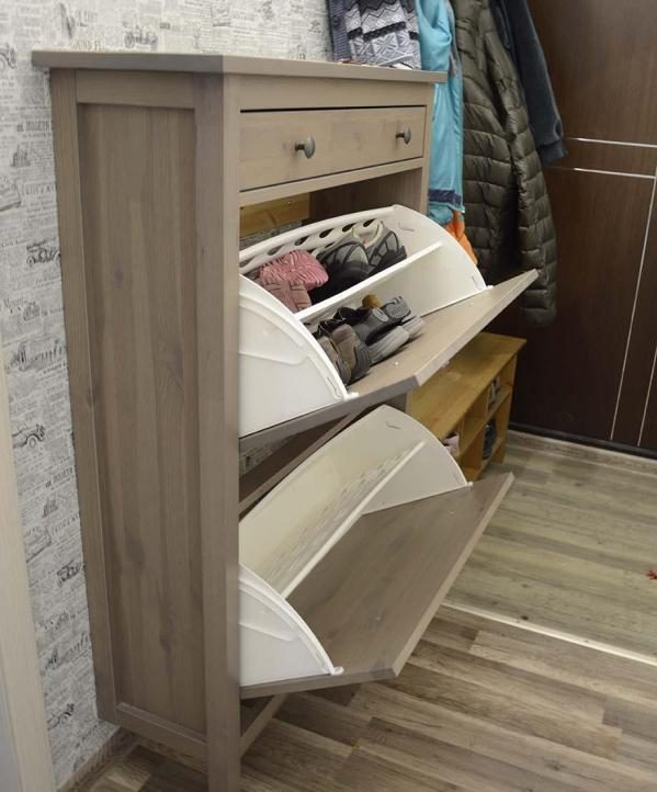 Обувница-галошница IKEA Хемнэс