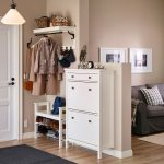 ikea calm and collected small space entrance  1364302483416 s4 2
