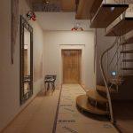 interyer prihogey v chastnom dome1 1