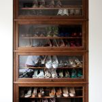 masculine and edge shoes storage