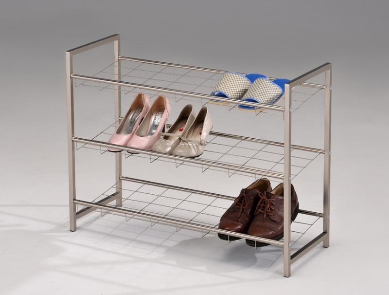 Металлическая обувница
