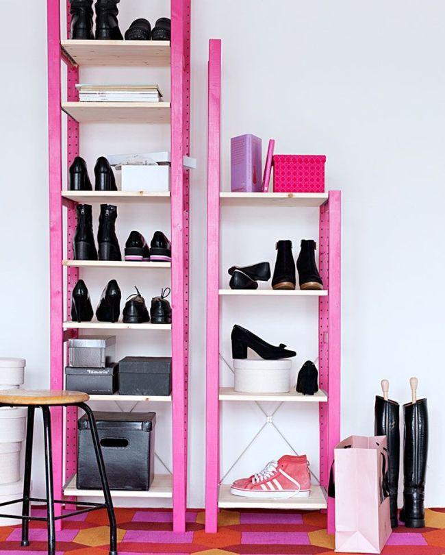 Обувница - стеллаж