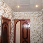otdelka dekorativnym kamnem prihozhej1 1024x768 1