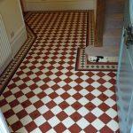 pic after tiling hallway caversham
