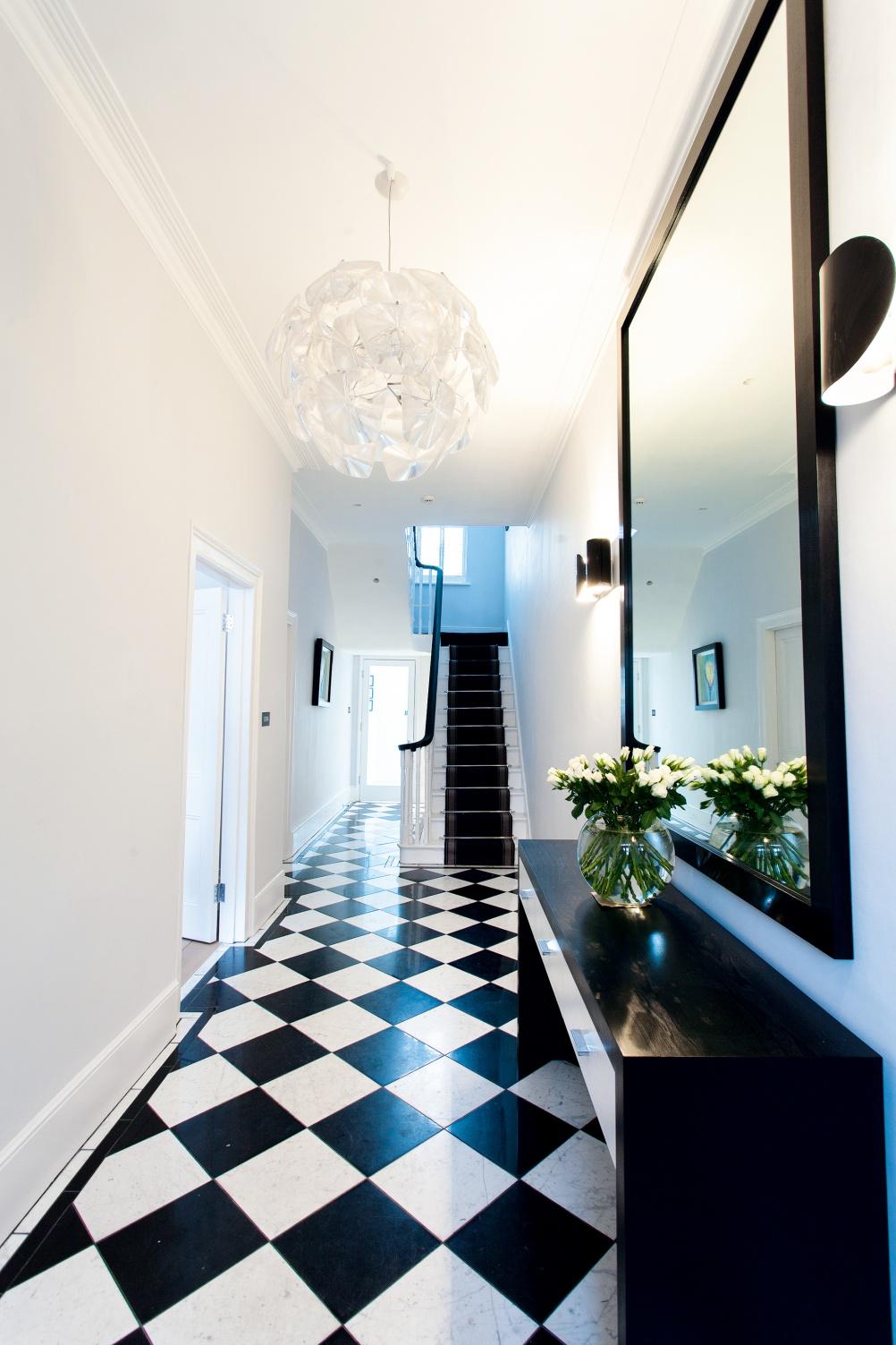 roselind wilson design hallway