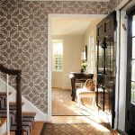 stylish-entryway-wallpaper