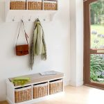 trendy tetbury hallway storage bench and shelf including cream seat cushions over rattan wicker baskets also cubby wall organizer with coat rack using amerock single hook furniture 600x709