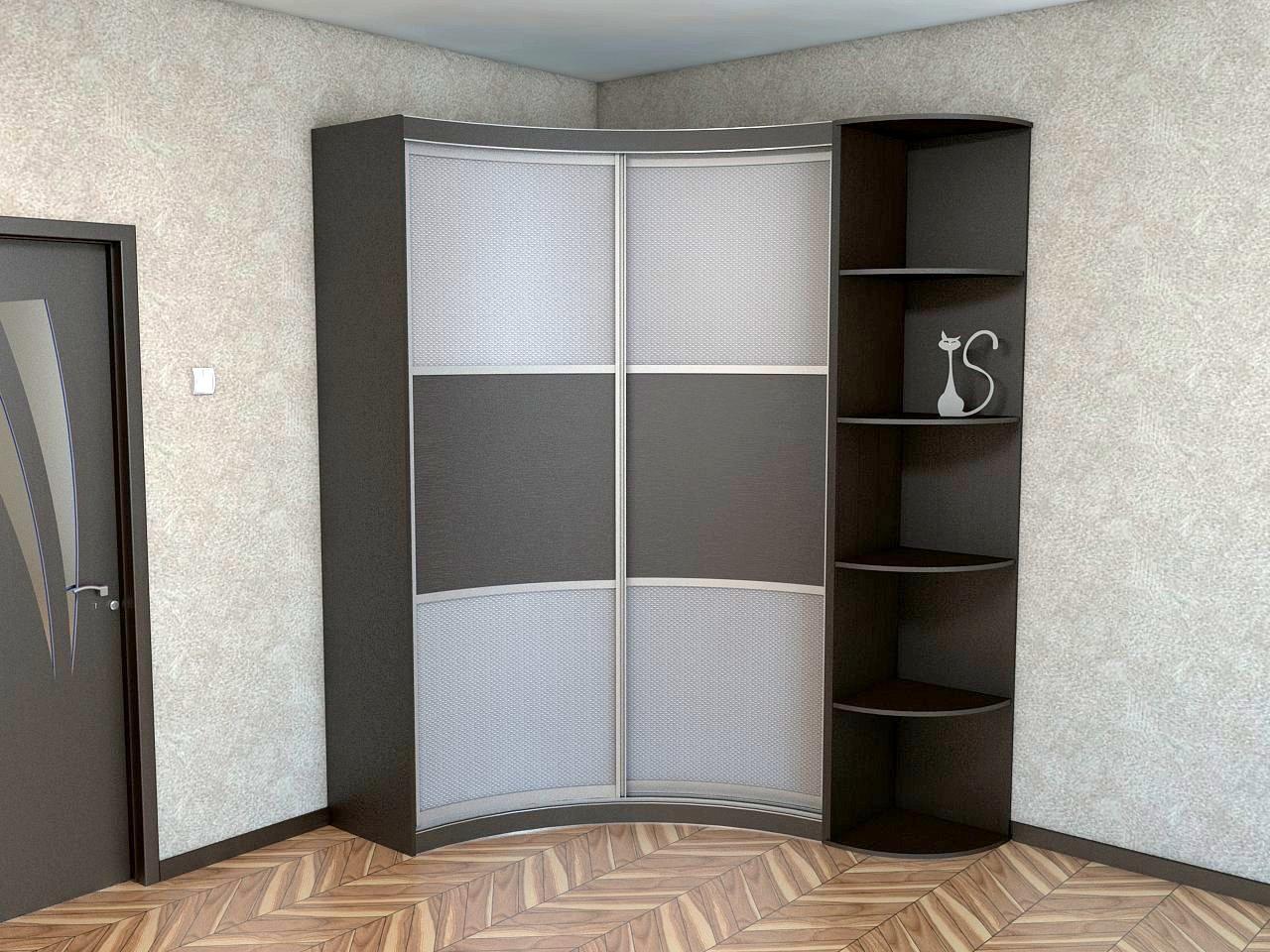 Шкаф-купе 8 kvd мебель на заказ.