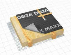 gidroizolyacionnye plenki delta