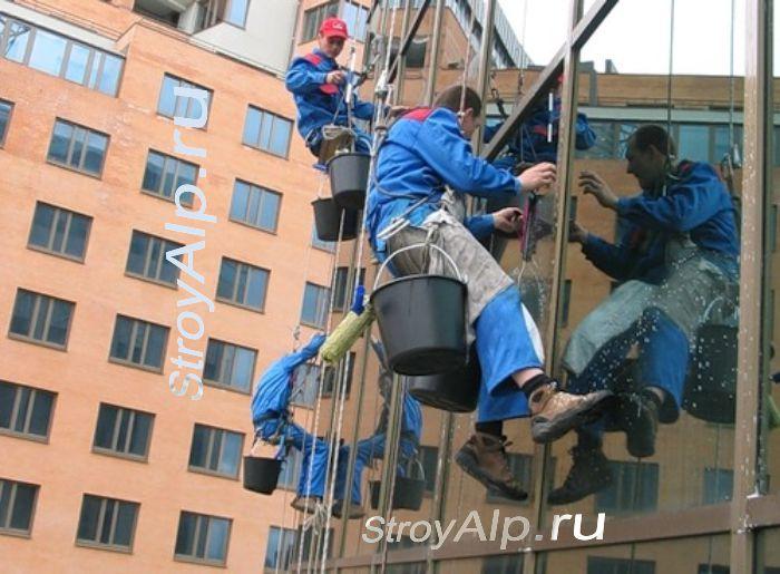 Промышленный альпинизм компания вертикаль