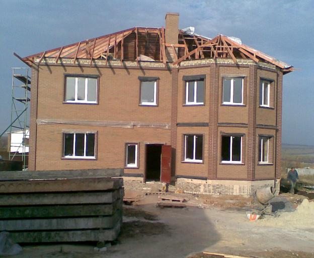 Во сколько обойдется строительство кирпичного дома 2