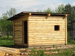 Дачный туалет.0001cb38 155592