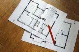 Floor plans --- Image by © Neumann & Rodtmann/Corbis