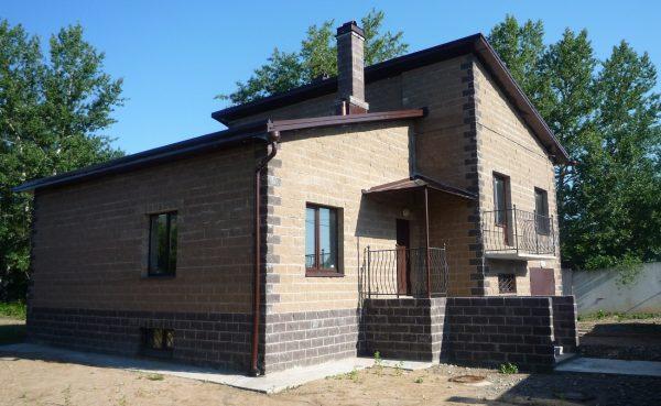 Дома из бессер-блоков