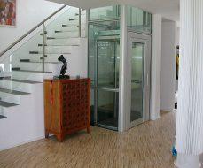 Как правильно выбрать коттеджный лифт
