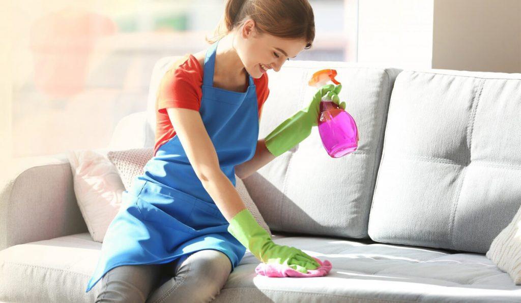 в домашних3_как быстро почистить мягкую мебель