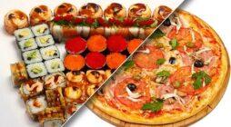 preimushhestva piczczy i sushi s dostavkoj